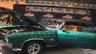Projekt Turtle Wax Chevelle Video