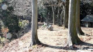 山頂から伊豆、天城、富士山、志太地区、静岡が観えます。