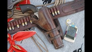 HOW ITS MADE : OLD WEST HOLSTERS