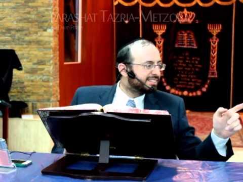 Parashat Tazria - Metzora - Rab David Perets