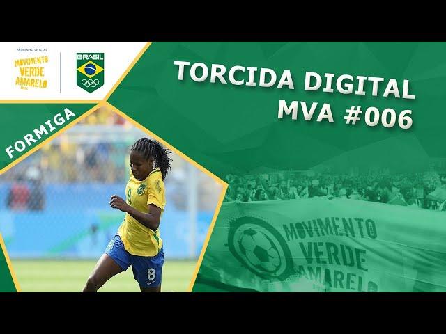 Torcida Digital MVA #006 - Tóquio 2020 - JOGAÇO no Futebol Feminino