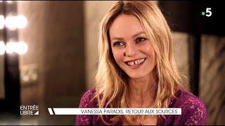 Vanessa Paradis, retour aux sources
