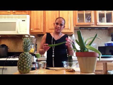 Aloe Vera Detox Diet