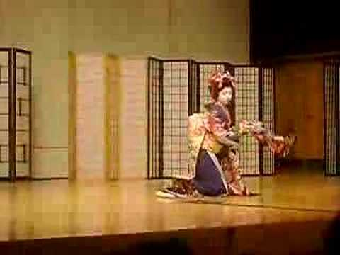 Japanese Classical dance