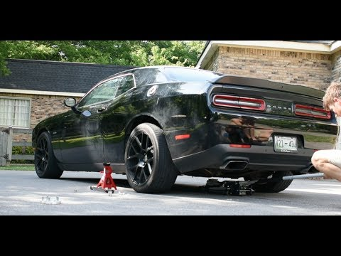 Dodge Challenger Spacer Fail Youtube