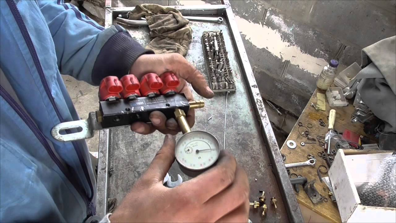 почему срабатывают газовые форсунки при прогреве автомобиля