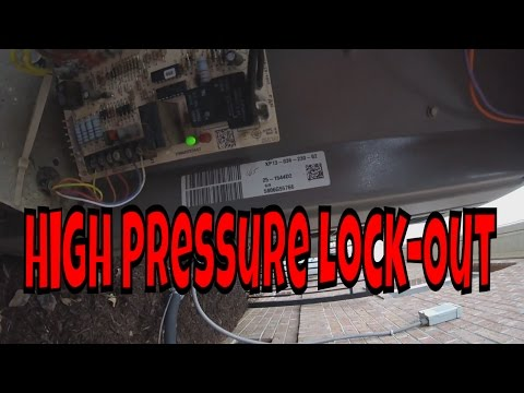 Why Did The High Pressure Switch Kick Out |  How To Reset A Defrost Board