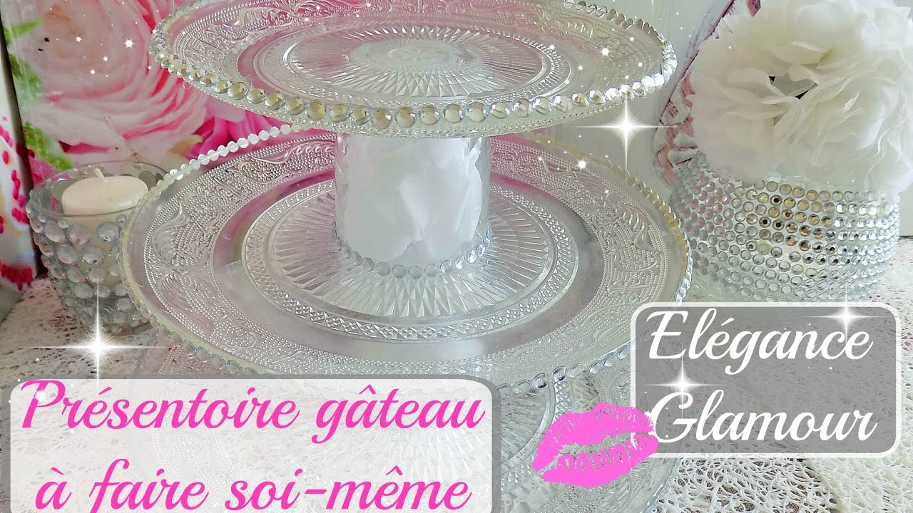 Presentoir Buffet A Faire Soi Meme 💎💋diy presentoir gateau a faire soi-meme facile glamour💎💋 - youtube