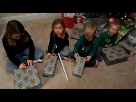 Hey Jimmy Kimmel I gave my kids a terrible present 2012