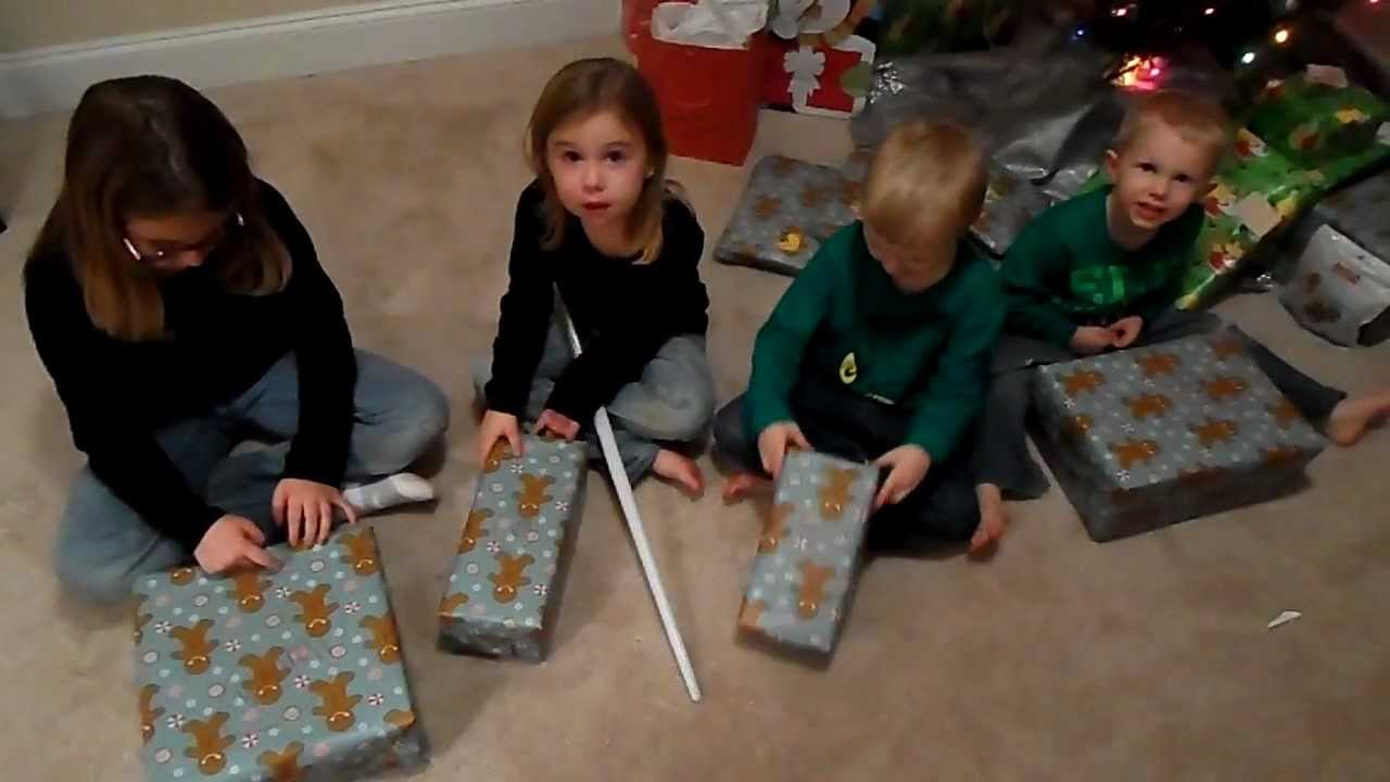 Hey Jimmy Kimmel I gave my kids a terrible present 2012 - YouTube