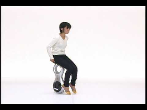 Honda UX-3 personal mobility device moving forwards