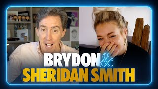 Sheridan Smith shares the moment Dustin Hoffman eased her anxieties on set