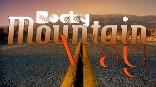 Joe Walsh - Rocky Mountain Way 1973 (Lyric Video) 1080P