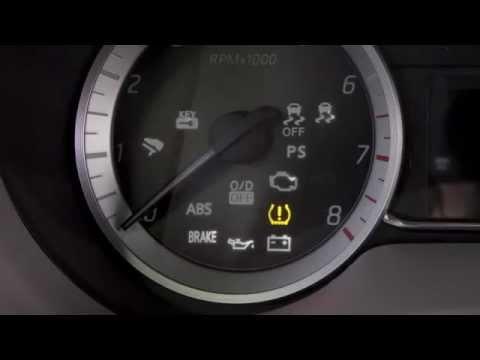 2013 Nissan Sentra - Tire Pressure Monitoring System - Tri ...