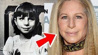 Evolution of Barbra Streisand