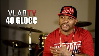 40 Glocc: I Was With ODB the Night Biggie Got Killed