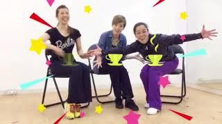2018年7月 サヴァビアン TACT公演 ゲスト紹介② ジャスミンさん、パール...
