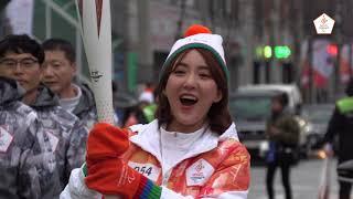 (KOR) IN 강릉 - 2018 평창 동계패럴림픽 성화봉송 7일차 하이라이트