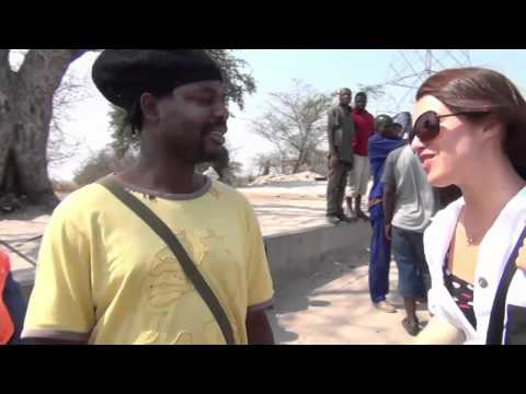 Around the World For Free - Around the World for Free - 40 - Botswana to Zambia