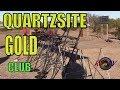 Quartzsite GOLD DETECTOR Club Hunt 2019