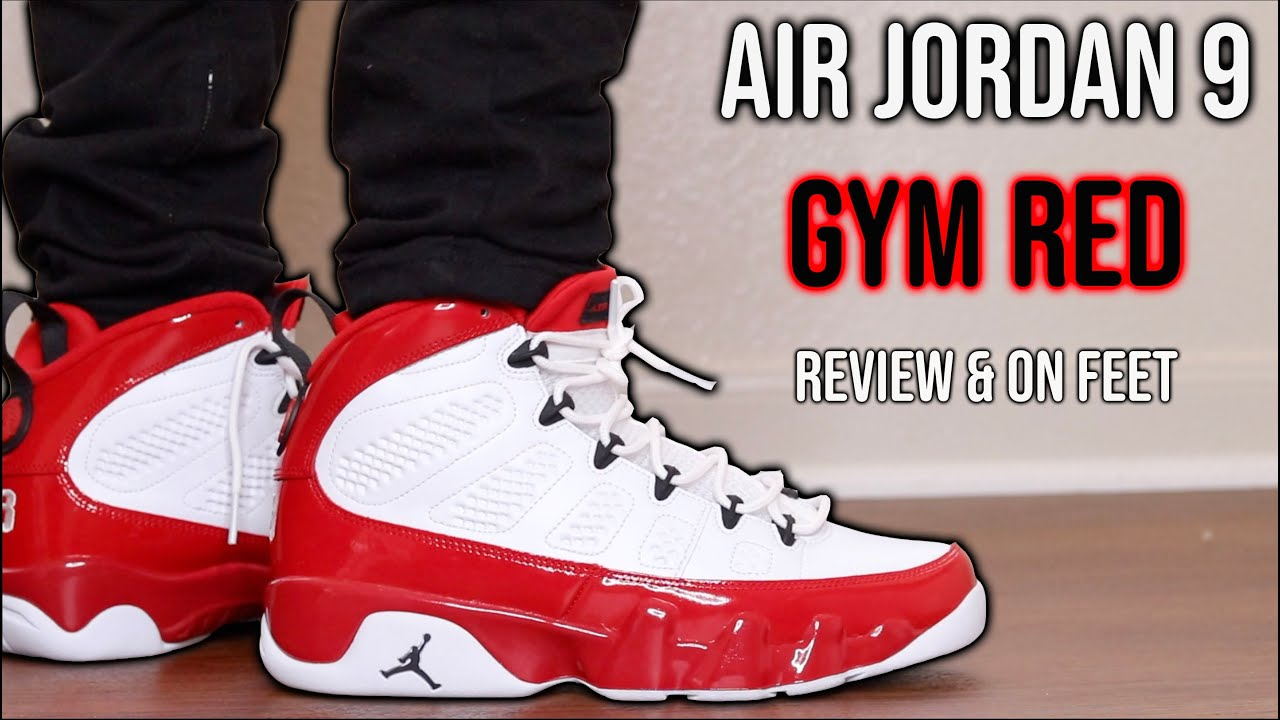 jordan 9s red and white \u003e Up to 63% OFF