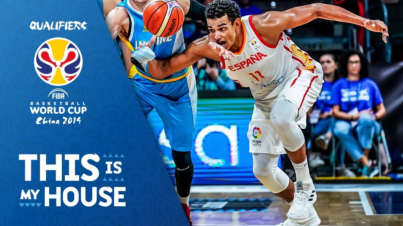 Sebas Saiz Top Plays through the first 5 windows of the FIBA Basketball World Cup Qualifiers