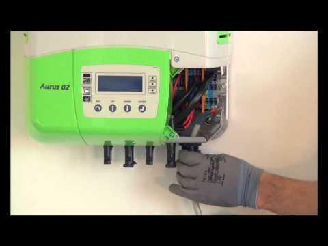 Installazione inverter valenia aurus youtube for Autoclave funzionamento schema