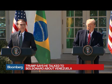 Trump Says He Intends to Make Brazil a Non-NATO, Maybe NATO, Ally