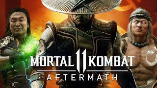 Mortal Kombat 11 - Afthermath