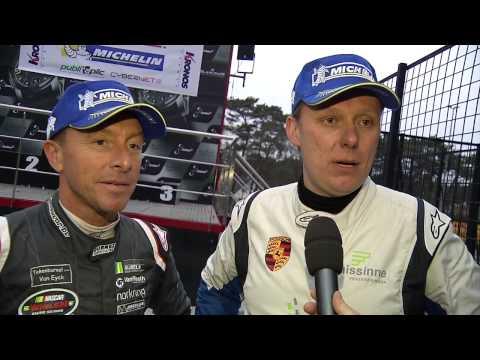BRCC 2015 - Terlaemen Cup - Interview Bert Longin & Xavier Stevens