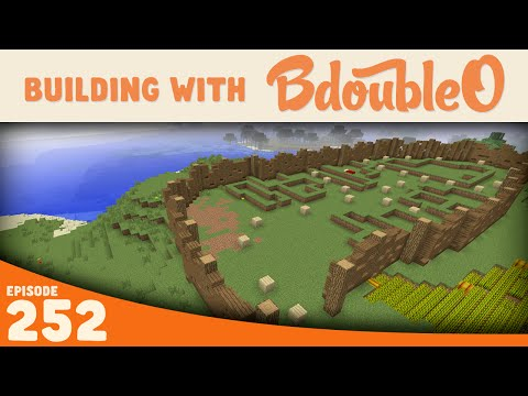Minecraft :: McGee Family Arrangement :: Building with BdoubleO :: Episode 252 thumbnail