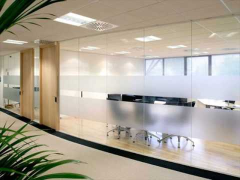 Glass Wall Panels for Office Exterior Design YouTube
