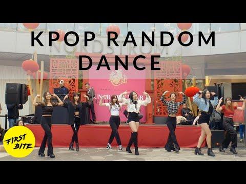 KPOP Random Dance
