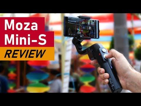 Moza Mini-S: Best Smartphone Gimbal in 2020?