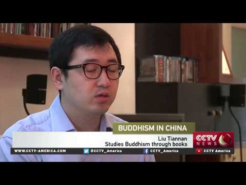 More youngsters in China turning to Buddhism
