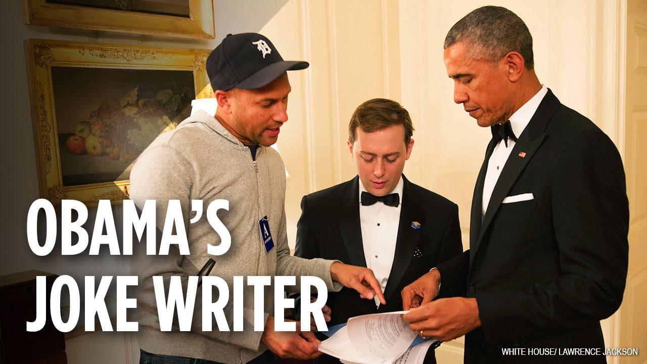 Obamas speechwriter