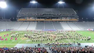 ASU Sun Devil Marching Band - Led Zeppelin - ABODA State Champs