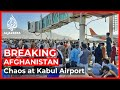 JOE BIDEN'S SAIGON: Afghans Fall from Plane Fleeing Kabul Airport — Crowds at Airport Worse than Withdrawal from Vietnam
