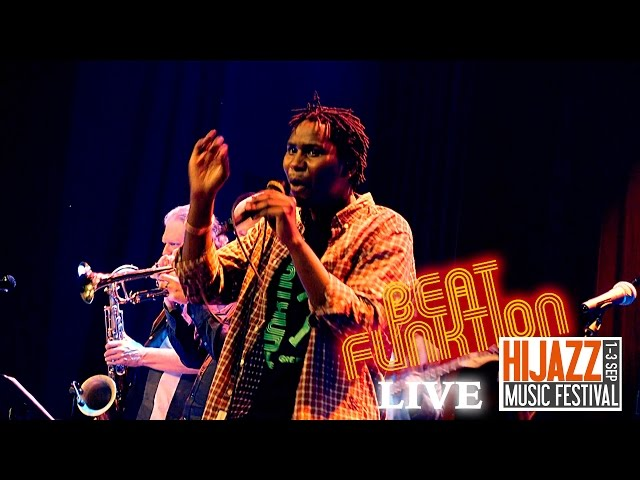 BEAT FUNKTION - GREEN MAN (ft. Deodato Siquir) : Live At Hijazz Music Festival 2016
