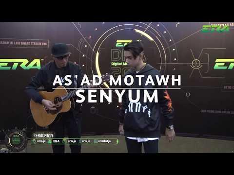 #ERADMA17 - Karpet Digital : As'ad Motawh - Senyum
