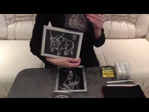 Вышивка стразами сваровски картины каталог