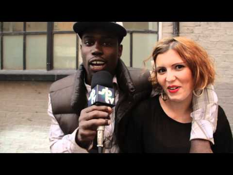 Cher Lloyd - 'Dub on the Track' Ft. Mic Righteous, Dot Rotten & Ghetts - Behind The Scenes: SBTV