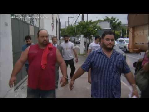 Traficantes são presos com quase 500 kg de cocaína em carga de soja