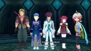 Tales of Graces f Boss Lambda [Chaos]