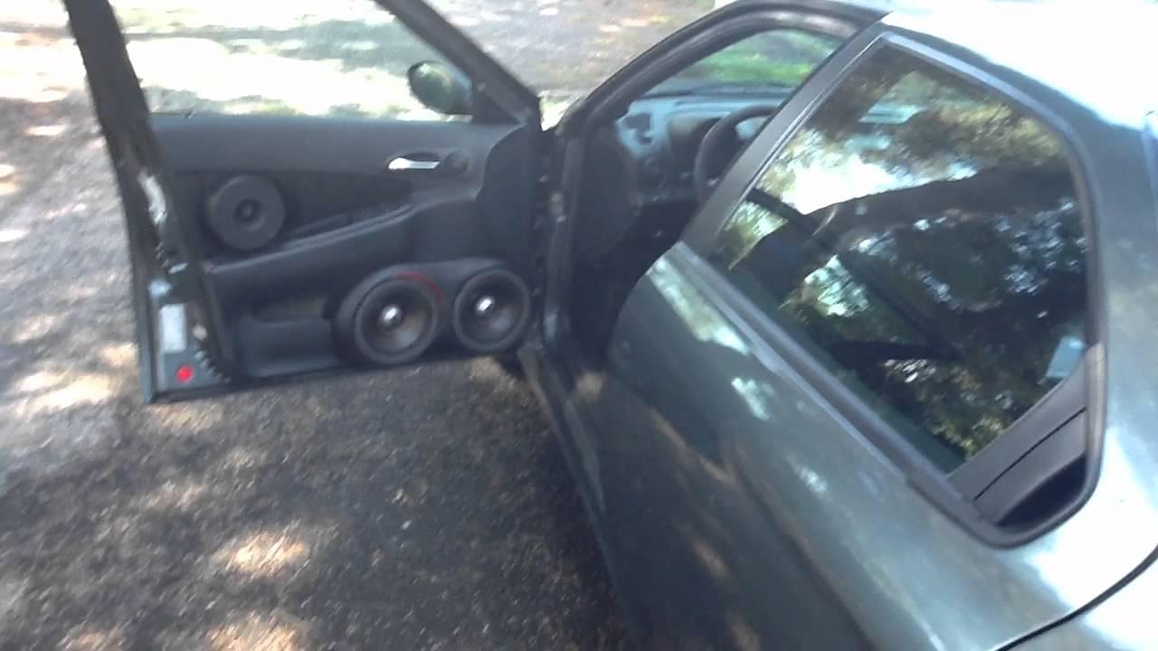 Alfa Romeo 156 Car Audio Youtube