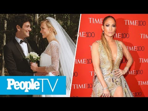 Jennifer Lopez Teases Her New Song, Details On Karlie Kloss' Private Wedding | PeopleTV