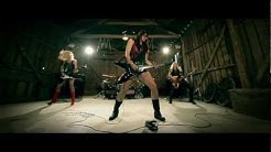 CRUCIFIED BARBARA - Rock Me Like The Devil (OFFICIAL MUSIC VIDEO)
