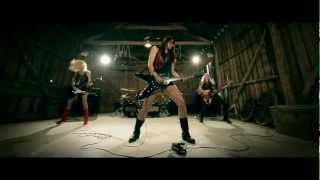 CRUCIFIED BARBARA - Rock Me Like The Devil (OFFICIAL VIDEO) Mp3