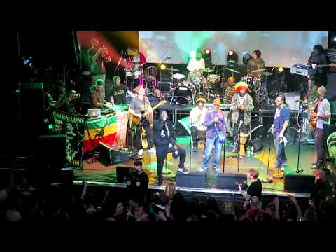 Congo Natty Family Live feat Top Cat & Blackout JA @KOKO, Camden, 16/12/17