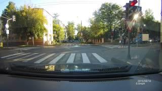 Нарушитель с орловскими номерами в Брянске